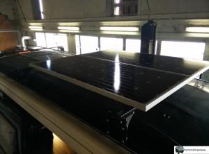 Solaranlage Mb 310d